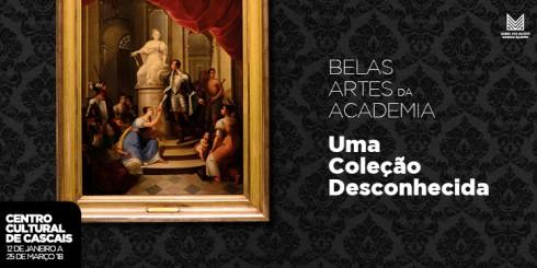 Coleção da Academia Nacional de Belas Artes em Cascais