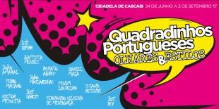 Quadradinhos portugueses, olhares e estilos